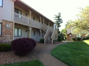 Short Sale Condo in O'Fallon, IL